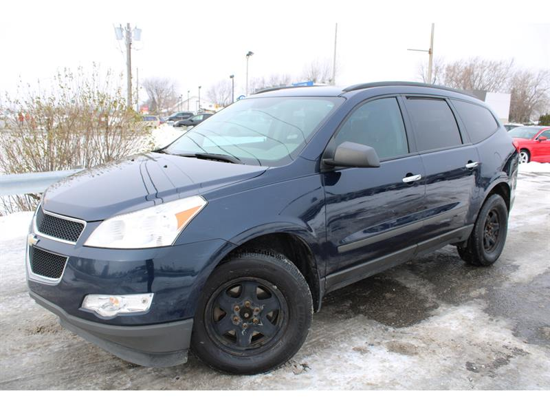 Chevrolet Traverse 2010 LS A/C CRUISE 8 PASSAGERS!! #4983