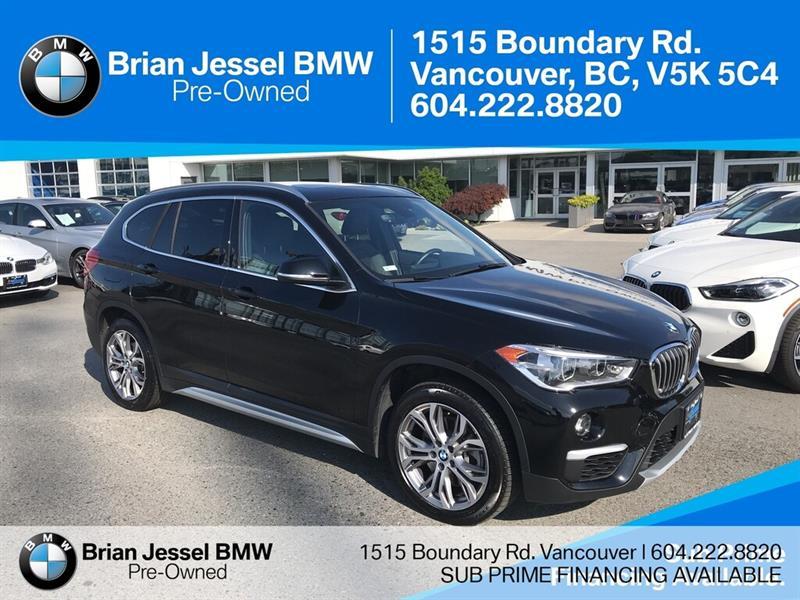 2018 BMW X1 - Premium Pkg - #BP8646