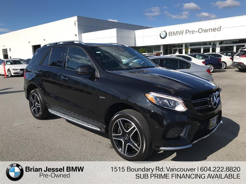 2018 Mercedes-Benz AMG GLE 43 4MATIC #BPS09710