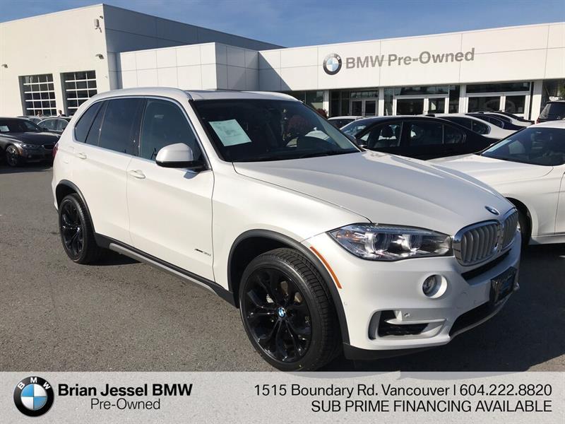 2017 BMW X5 - Premium Pkg, 3rd Row Seat - #BP8760