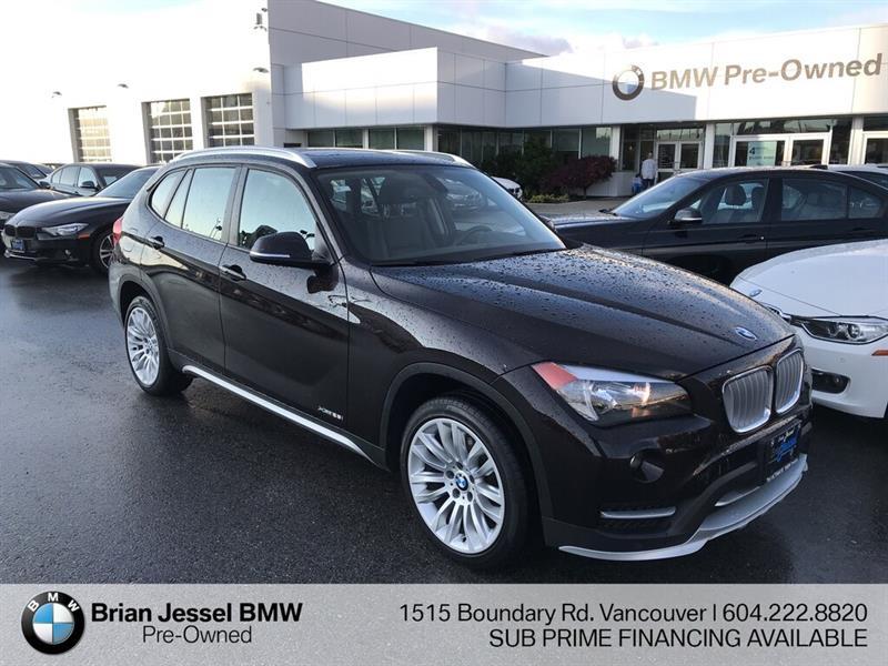 2015 BMW X1 - Premium Pkg - #BP8902