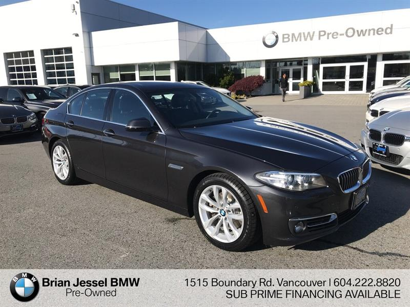 2016 BMW 528i - Premium Pkg - #BP8903