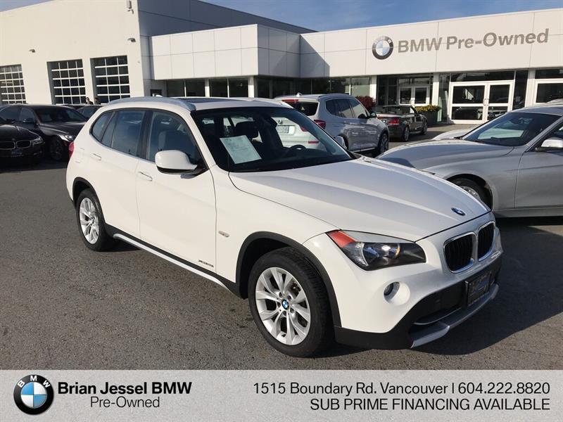 2012 BMW X1 - Premium Pkg - #BP8787