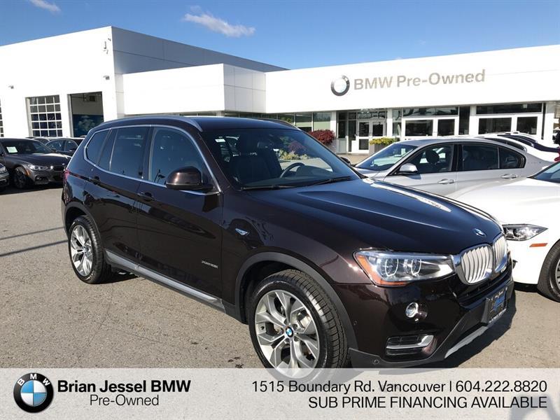 2016 BMW X3 - Premium, , Tech Pkgs - #BP8956