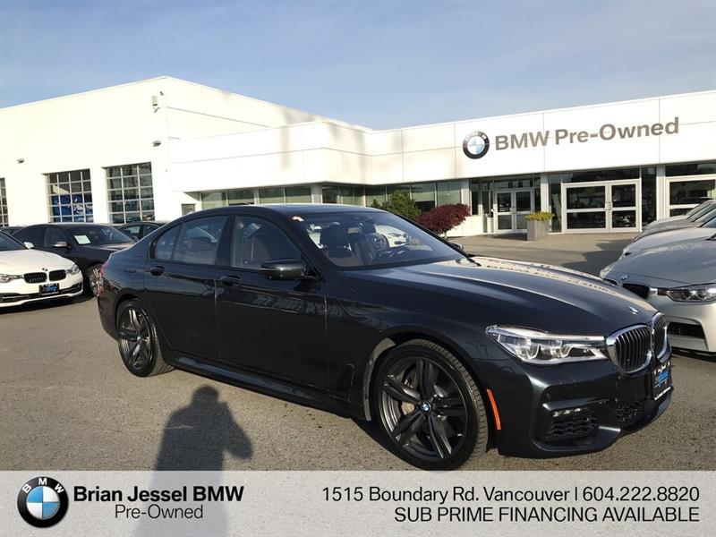 2016 BMW 750i xDrive - M Sport, B/W Sound - #BP8776