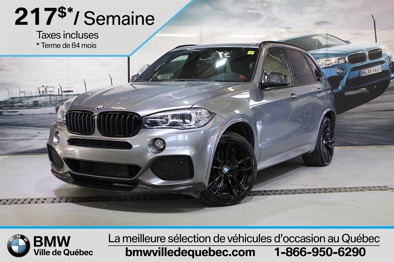 BMW X5 2018 xDrive35i #U5686