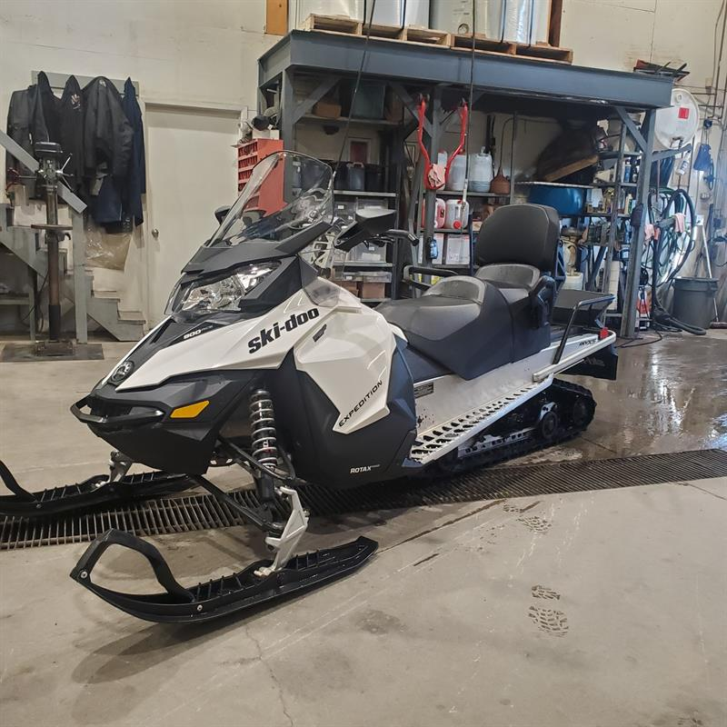 Skidoo EXPEDITION SPORT 900 ACE 2018