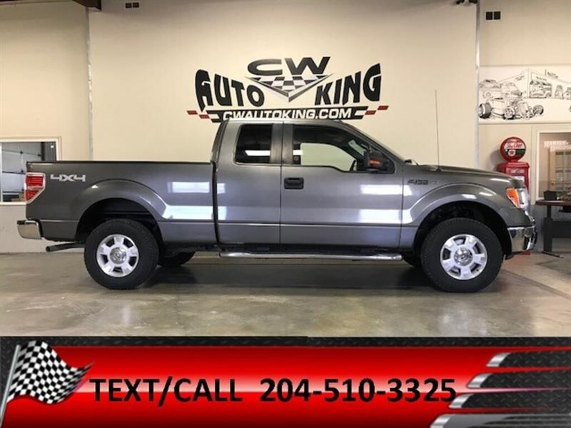 2014 Ford F-150 XLT / 4x4 / 3.7 V/6...Low Kms / Financing #20042521