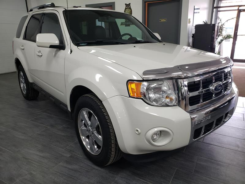 Ford Escape 2011 4WD Limited #BKA70458