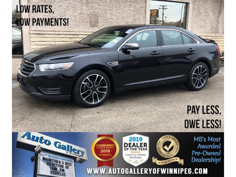2019 Ford Taurus Limited *Local Unit/AWD/Navi/B.tooth/Htd Lthr/Roof #24185