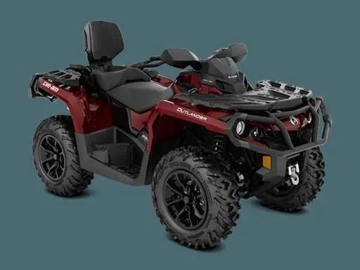 Can-am OUTLANDER MAX 650 XT 2018