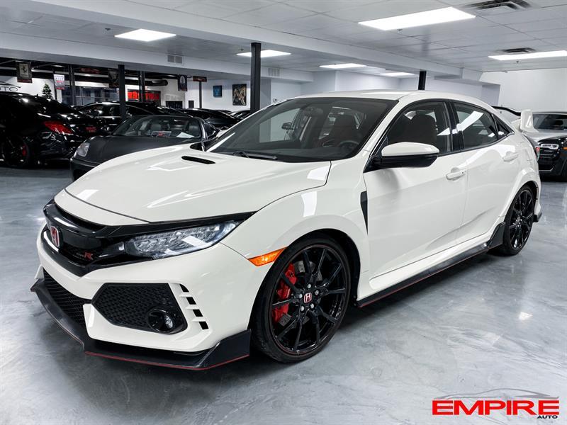 Honda Civic Type R 2018 TYPE R 306HP TURBO #SN0508