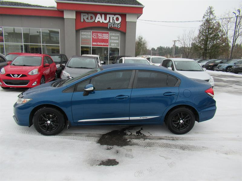 Honda Civic Sdn 2013 4dr Man LX #10877