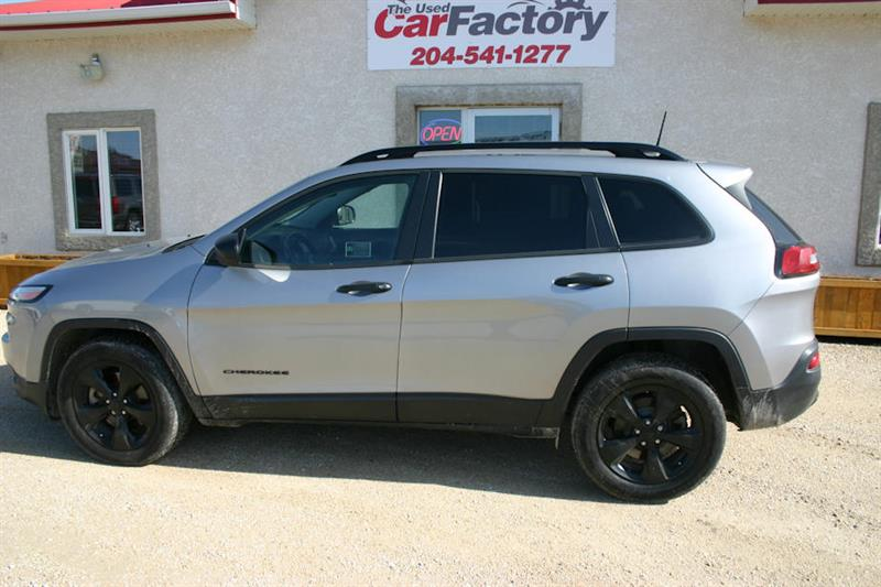 2016 Jeep Cherokee 4WD 4dr Altitude *Ltd Avail* #P-1994