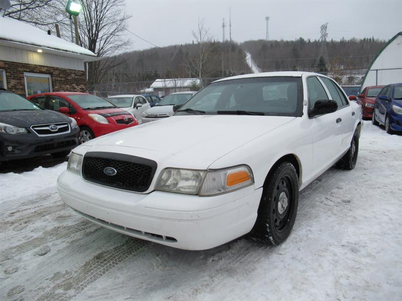 Ford Police Interceptor 2011 Crown Victoria #19-550