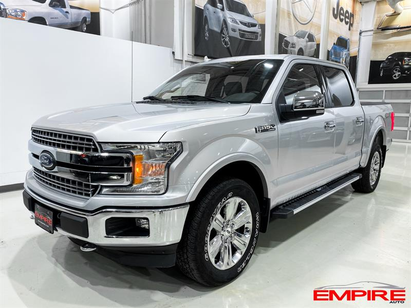 Ford F150 2018 LARIAT 3.5L ECOBOOST #SN73614