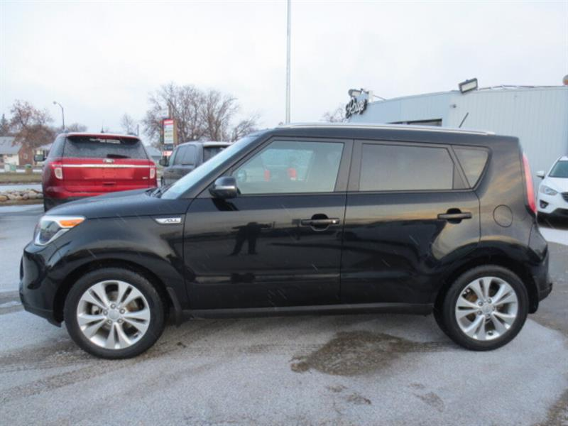 2015 Kia Soul 5dr Wgn Auto EX+ Heated seats/Bluetooth #4282
