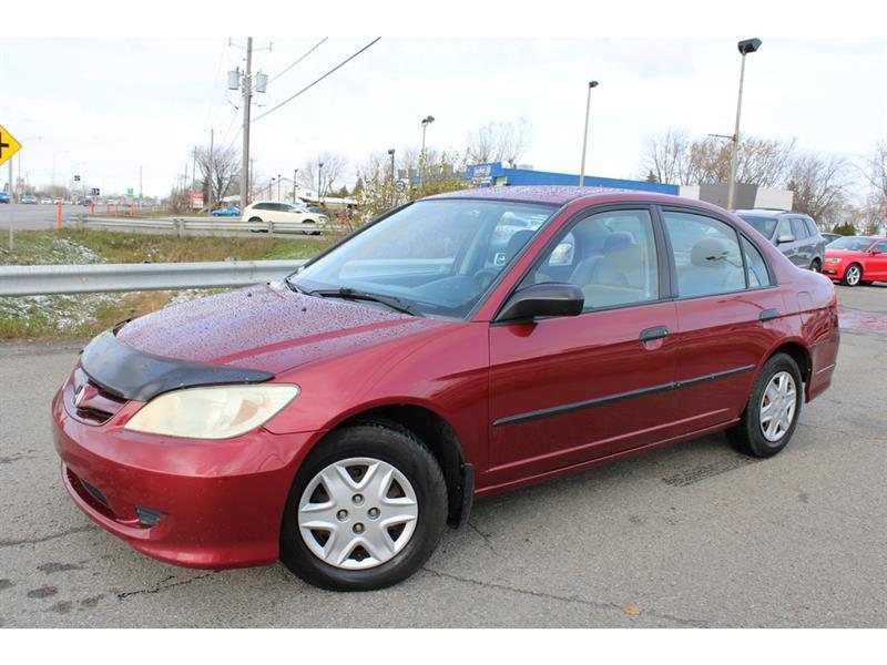 Honda Civic 2005 SE A/C TRES ECONOMIQUE!!! #4979