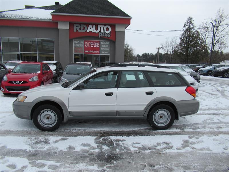 Subaru Outback 2005 5dr Wgn Outback 2.5i