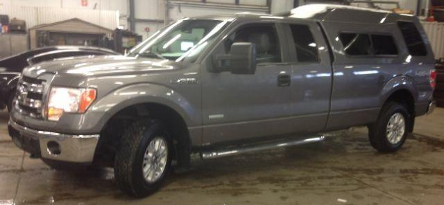Ford F-150 2014 4WD SuperCab