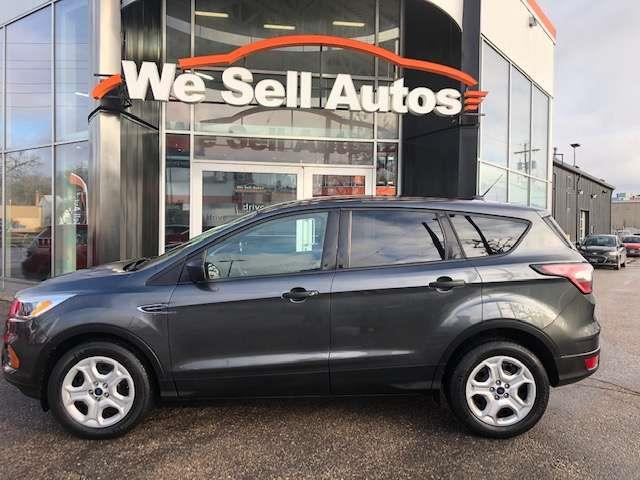 2017 Ford Escape S #18CM81347TA