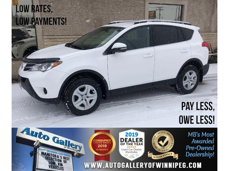 2015 Toyota RAV4 LE *Bluetooth/Back.Cam/Htd Seats #24143