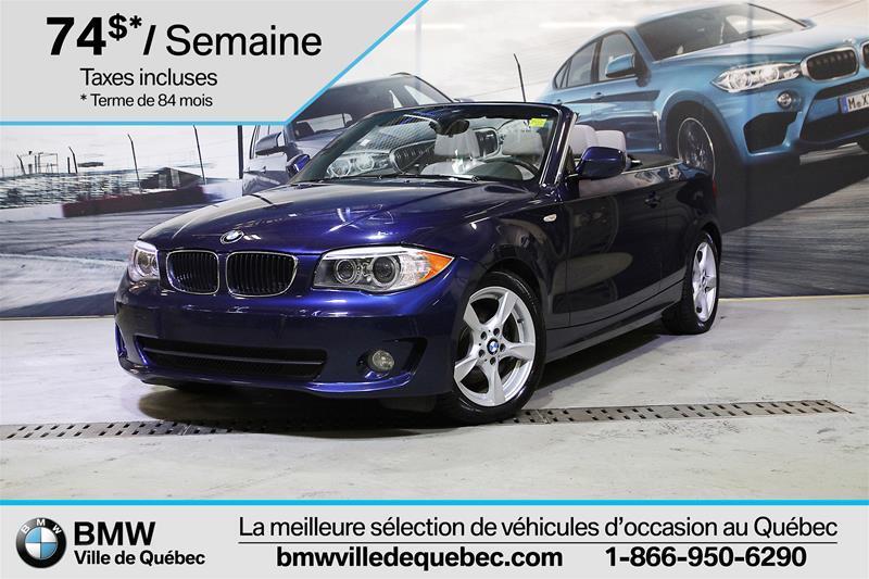 BMW 128 2013 Cabriolet #U5749A