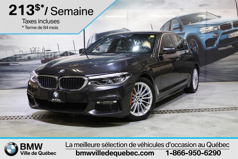 2018 BMW 540 xDrive Sedan #U5773