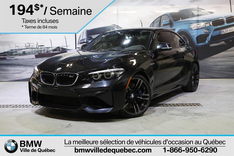 2018 BMW M2 Coupe #22964A