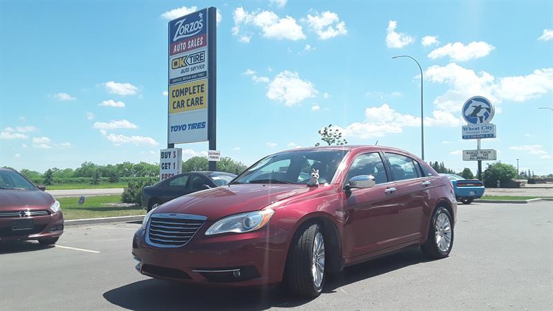 2013 Chrysler 200 Limited #P493