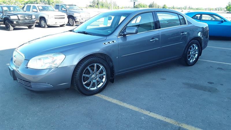 2007 Buick Lucerne CXL #P504