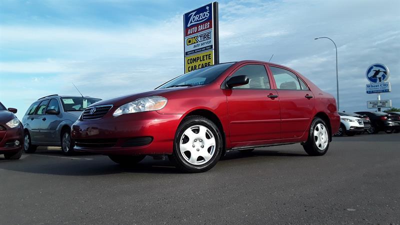 2008 Toyota Corolla CE #P569