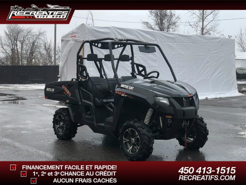 Arctic Cat HDX 700 2017