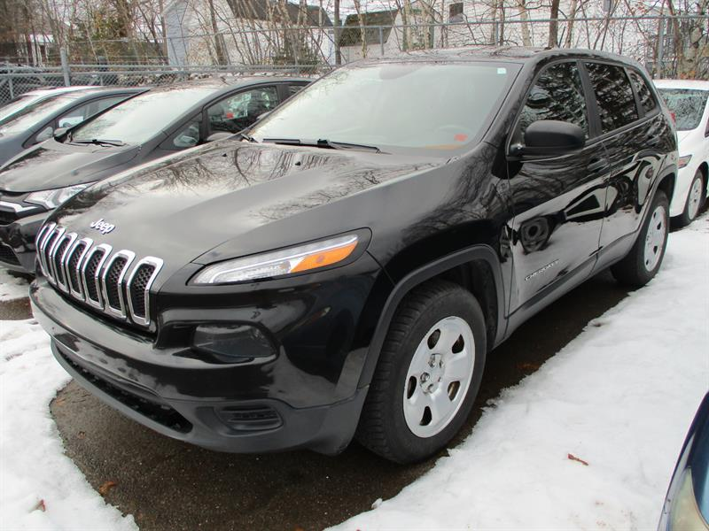 Jeep Cherokee 2015 4WD 4dr Sport #FW685896A