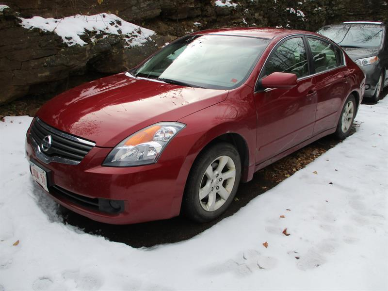 2008 Nissan Altima 4dr Sdn I4 2.5 S #8C217235A