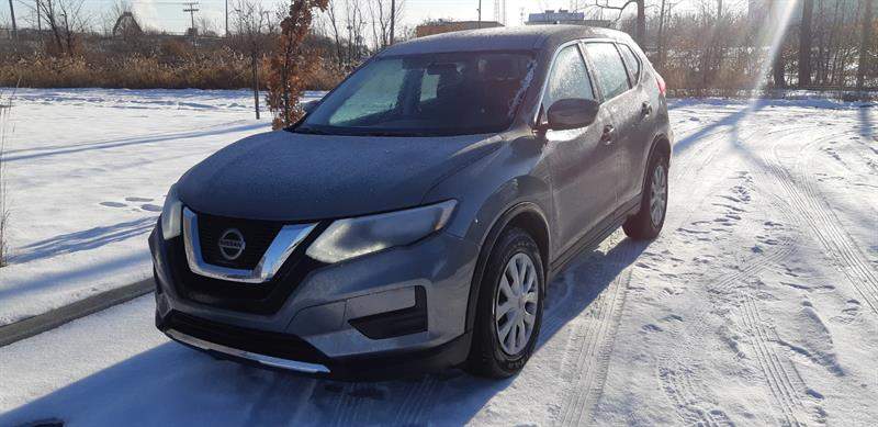 Nissan Rogue 2017 FWD 4dr #227