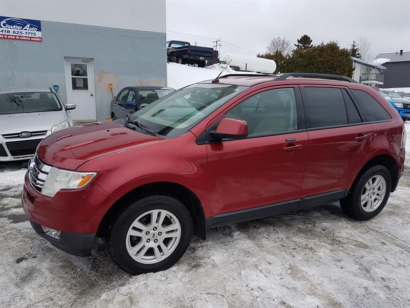 Ford EDGE 2007 FWD 4dr SEL