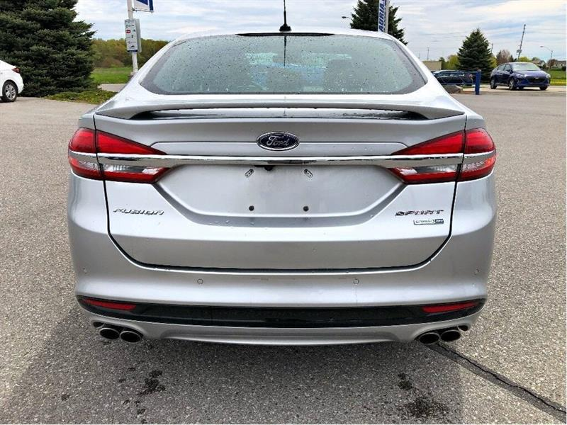 Ford Fusion 9