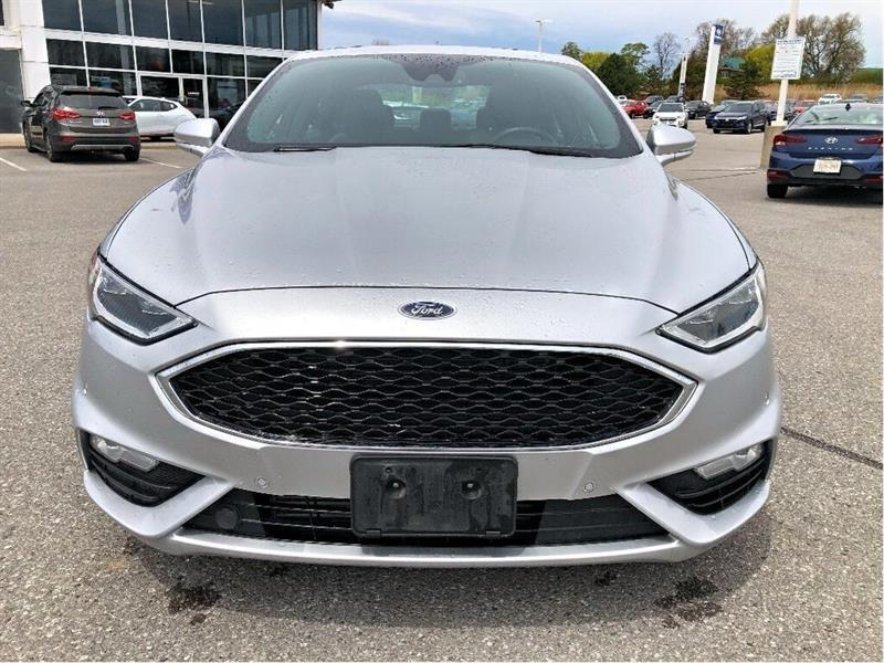 Ford Fusion 13