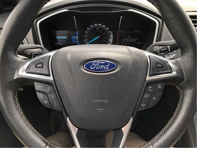 Ford Fusion 18
