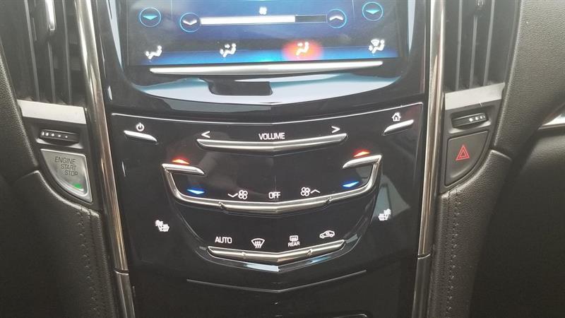 Cadillac ATS 25