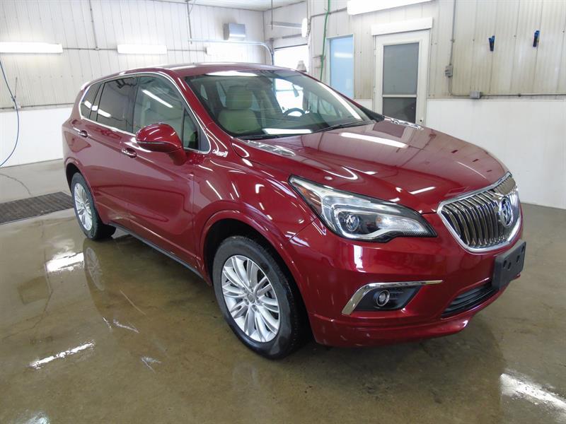 2017 Buick Envision Preferred #K-045A