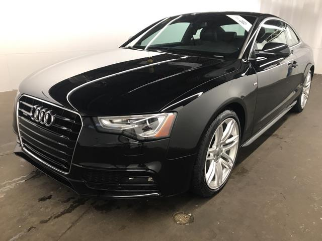 Audi A5 2016  2dr Cpe Auto Progressiv plus / PAY WEEKLY $69 #SR2607 ***009187