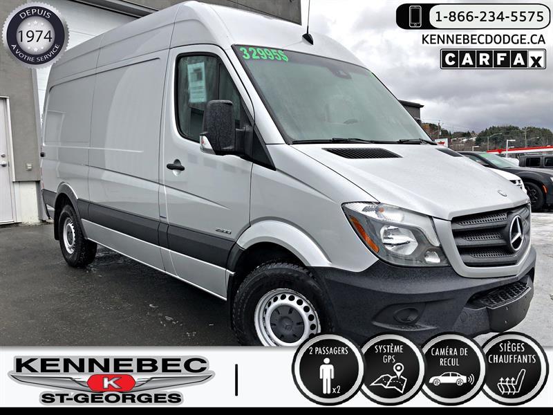 Mercedes-Benz Sprinter Cargo Vans 2015 RWD 2500 144 #05197