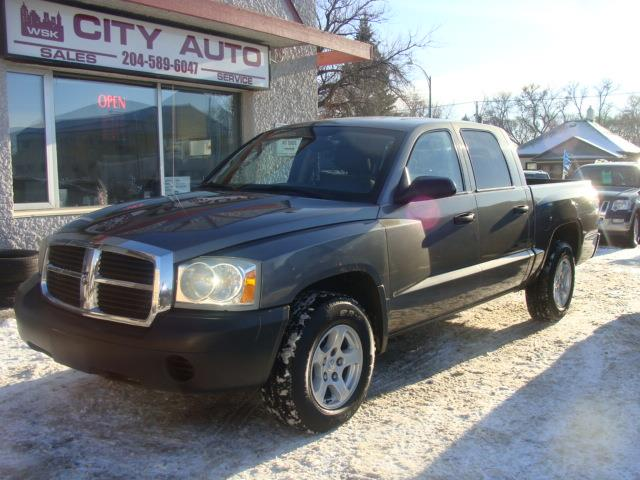 2005 Dodge Dakota ST QUAD CAB  #1827