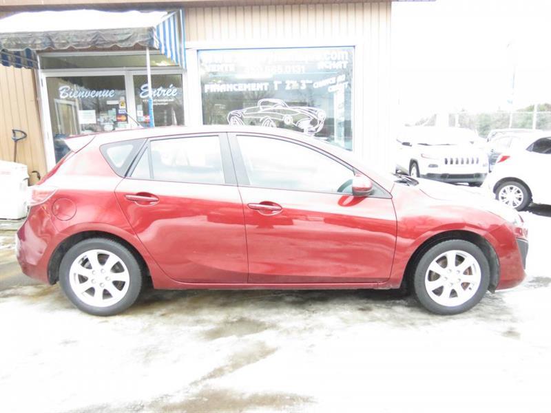 2011 Mazda 3 Berline 4 portes, boîte automatique, GX #4548