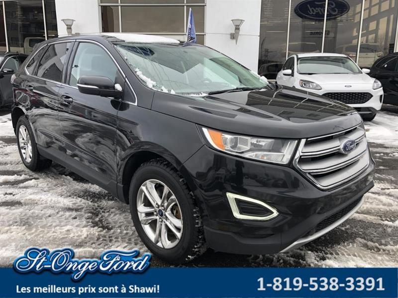 Ford EDGE 2015 4 portes SEL, Traction intégrale #U18-162