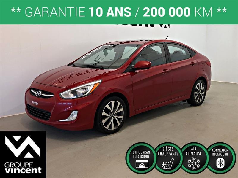 Hyundai Accent 2015 SE ** GARANTIE 10 ANS ** #20099AT-V