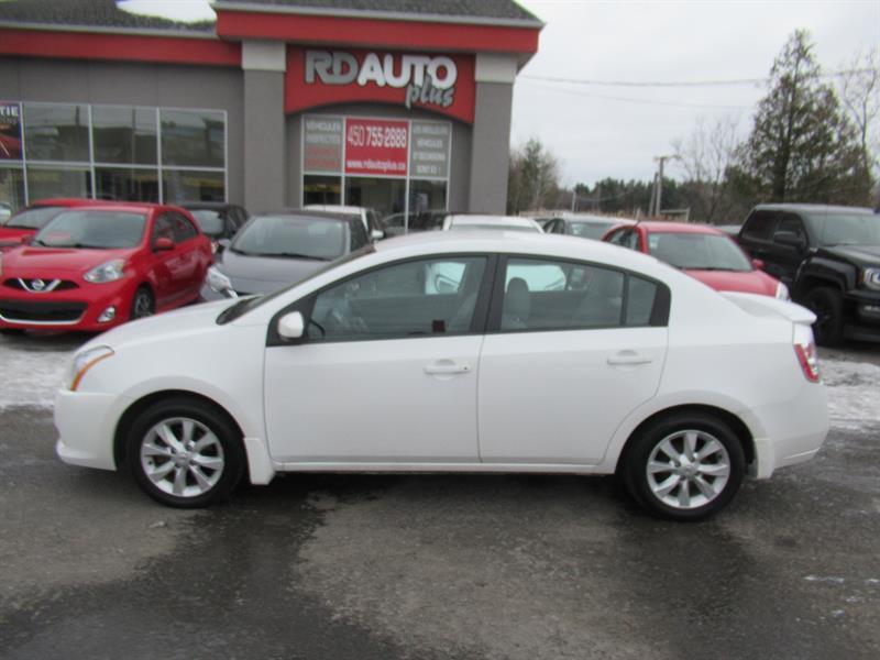 Nissan Sentra 2011 4dr Sdn I4 2.0 #10863