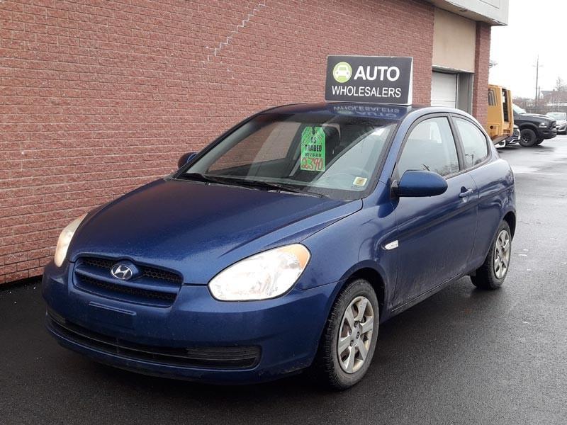 2007 Hyundai Accent 3-dr